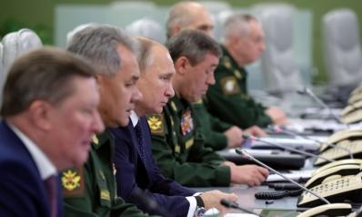 موسكو: استراتيجية واشنطن الصاروخية تعيد الحرب الباردة