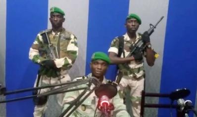 حكومة الغابون تُفشل محاولة انقلاب عسكري