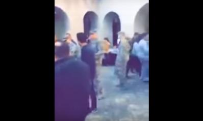 بالفيديو.. جنرال أميركي يتجول ببغداد وهذا رد تحالف الصدر