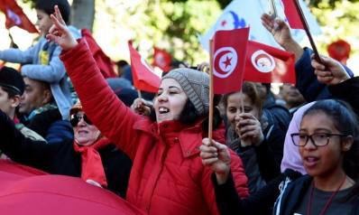 التوتر مستمر بعد ثمانية أعوام على الثورة في تونس