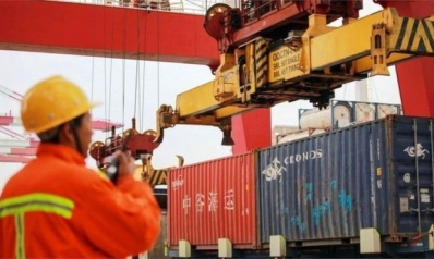 صادرات الصين تتعرض لأكبر انخفاض خلال عامين