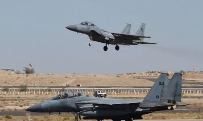 التحالف العربي يدمر أهم مخازن طائرات الحوثيين المسيرة