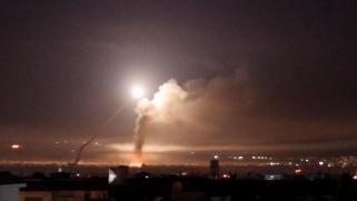 الجيش الإسرائيلي: قصفنا أهدافا إيرانية في سوريا