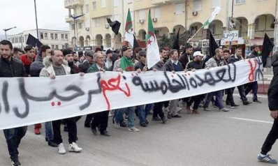 الجزائر والحراك الشعبي