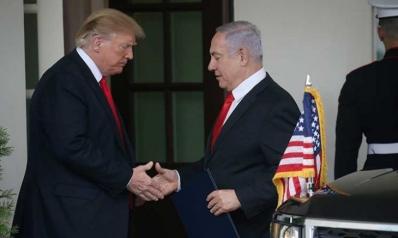 رفض واسع لاعتراف ترامب بسيادة إسرائيل على الجولان وتحذيرات من التداعيات