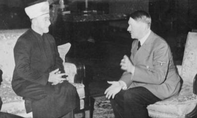 أمين الحسيني.. لماذا تعاون مفتي القدس مع هتلر وموسيليني؟