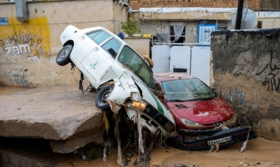 السيول المتدفقة من إيران تهدّد مدن العراق من ديالى إلى البصرة
