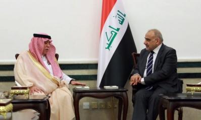 روحاني يفشل في تبديد الحذر العراقي حيال العقوبات