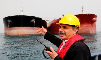 أسطول ناقلات النفط الإيراني يتقلص بفعل العقوبات.