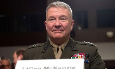 الجنرال فرانك ماكينزي رئيسا جديدا للقيادة المركزية الأميركية