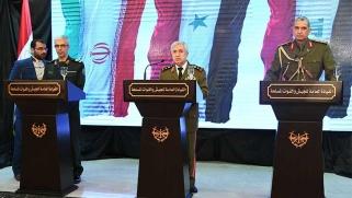 أهداف إيران من إظهار اجتماعاتها العسكرية في سوريا