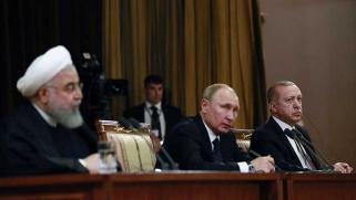ضمانات إيرانية لتعاون تركي في سوريا