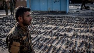 """مرت بـ 5 محطات بارزة.. إعلان زوال """"خلافة"""" تنظيم الدولة"""