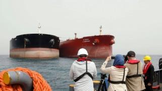 صادرات زيت الوقود الإيرانية تراوغ العقوبات الأميركية