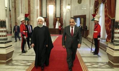 روحاني يستدرج العراق إلى ساحة المواجهة مع واشنطن
