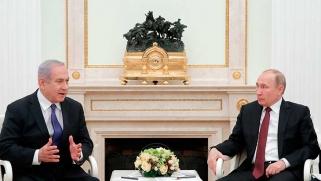 كيف سيخرج بوتين ونتنياهو «القوات الأجنبية» من سوريا؟