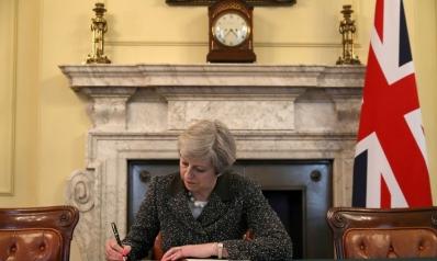 ماي تعد بالاستقالة حال التصويت لصالح خطتها بشأن بريسكت