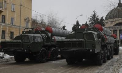 منظومة أس 400 الصاروخية.. أزمة جديدة بين تركيا والولايات المتحدة