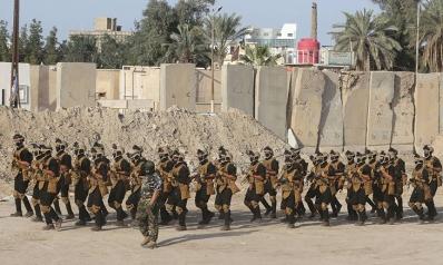 الحشد الشعبي العراقي يذهب إلى إيران ويثير غضب المعارضة في الخارج!