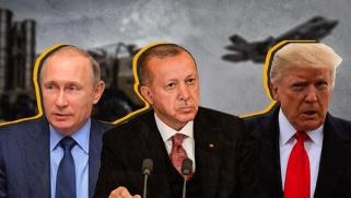 حروب الإف 35.. هل يختار الأتراك واشنطن أم موسكو؟