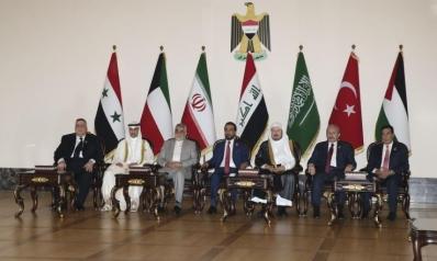 برلمانات دول جوار العراق تدعم استقراره واستعادة دوره
