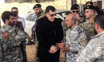 الضغوط تتزايد على حكومة طرابلس