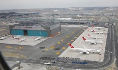 مطار إسطنبول ينطلق.. ريادة عالمية وأرقام ضخمة