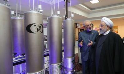 إيران تتحضر لرفع سقف إنتاجها من اليورانيوم المخصب والمياه الثقيلة