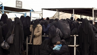 مخيم الهول قنبلة موقوتة تفجر طاقات تنظيم إرهابي جديد