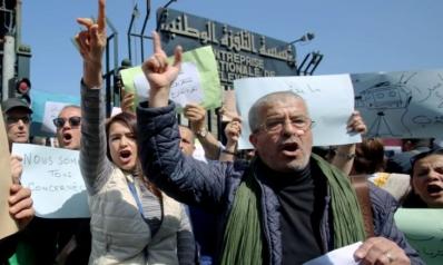 """الجزائر.. الحراك الشعبي """"فرصة ذهبية"""" لحرية الصحافة"""