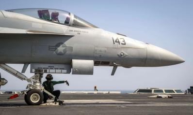 استهداف السفن يضع الحرس الثوري في مرمى ضربات أميركية مركزة