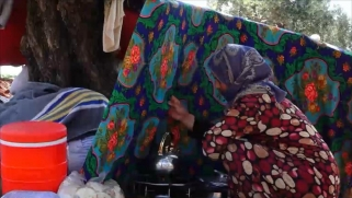 رمضان المشردين.. وجه آخر للمعاناة في إدلب