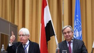 علاقات الحكومة اليمنية بالمبعوث الأممي تسير نحو القطيعة