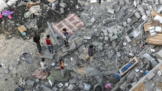 إنهم يخشون الجنين الفلسطيني