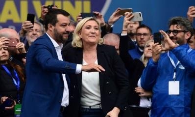 اليمين المتطرف يحشد لانتخابات برلمان الاتحاد الأوروبي