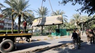 بغداد: سقوط صاروخ على المنطقة الخضراء لن يؤثر في افتتاحها