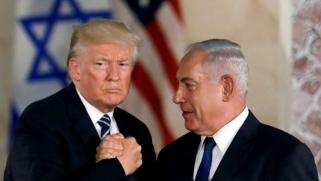 ترامب يدعم نتنياهو لفرض سيادة إسرائيل على الضفة الغربية