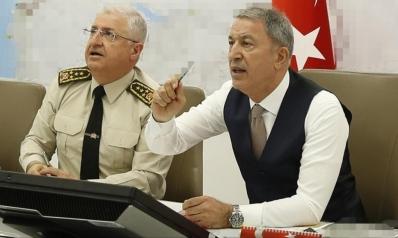 تركيا تطالب روسيا بمنع هجمات قوات النظام على إدلب