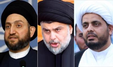 تعليقات للصدر والحكيم والخزعلي على التصعيد الإيراني الأميركي