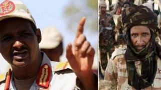 """""""حميدتي"""".. تاجر الجمال ومروع دارفور يحكم السودان اليوم"""