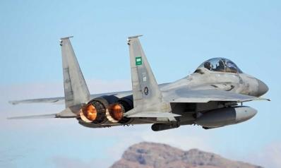 الطائرات المسيرة في مرمى غارات التحالف العربي