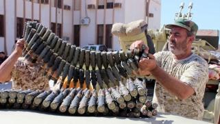 ميليشيات طرابلس تلوح بإجراءات انتقامية من فرنسا