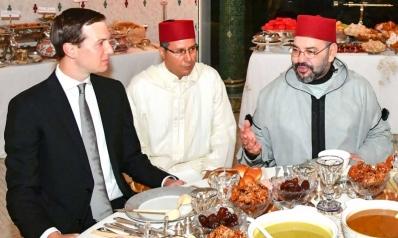 كوشنر يعرض على المغرب تفاصيل صفقة القرن