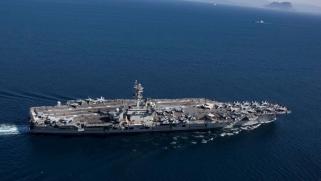 لأول مرة منذ بداية التصعيد.. إيران تتحدث عن أسلحة سرية تستطيع إغراق السفن الأميركية