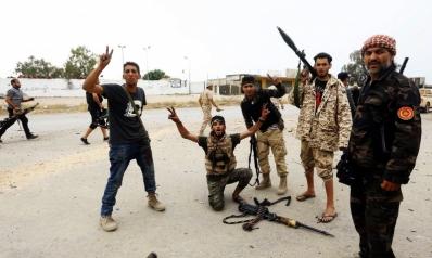 مدرعات تركيا تفشل في الميدان وتثير الضغينة بين الميليشيات