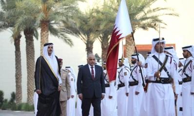 """بغداد القلقة من نُذر الحرب تنشد دعما لـ""""وساطتها"""" لدى الدوحة المعزولة"""