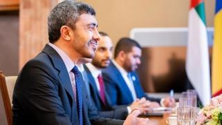 الإمارات تطالب المجتمع الدولي بتأمين ممرات النفط