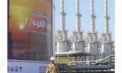 العراق يرفع الإنتاج في حقل غرب القرنة 1 إلى 465 ألف ب/ي