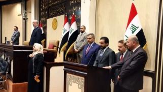 رئيس الوزراء العراقي يقترب من استكمال حكومته دون ضمان تحصينها من السقوط