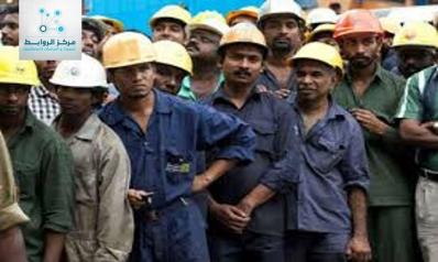 العمالة الأجنبية في العراق تفاقم الأزمة الاقتصادية